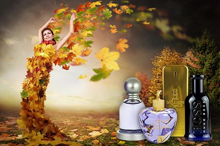 otoño ambiente perfumes