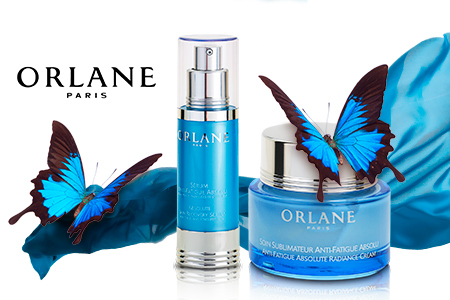 cósmeticos de lujo Orlane
