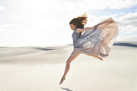 El perfume para mujer Chloé Nomade: un espíritu aventurero