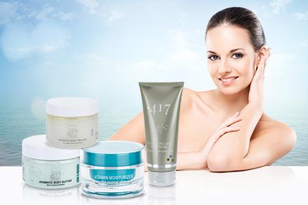 RESEÑA: Minus 417 - cosmética con minerales del Mar Muerto