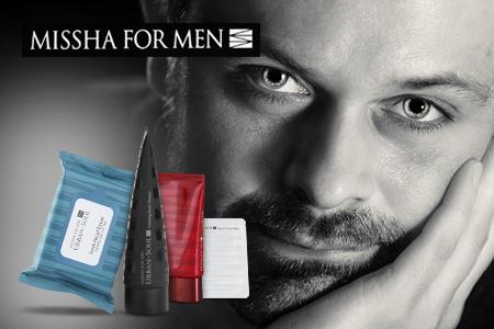 RESEÑA: La cosmética coreana Missha para hombres.¿La conoce?