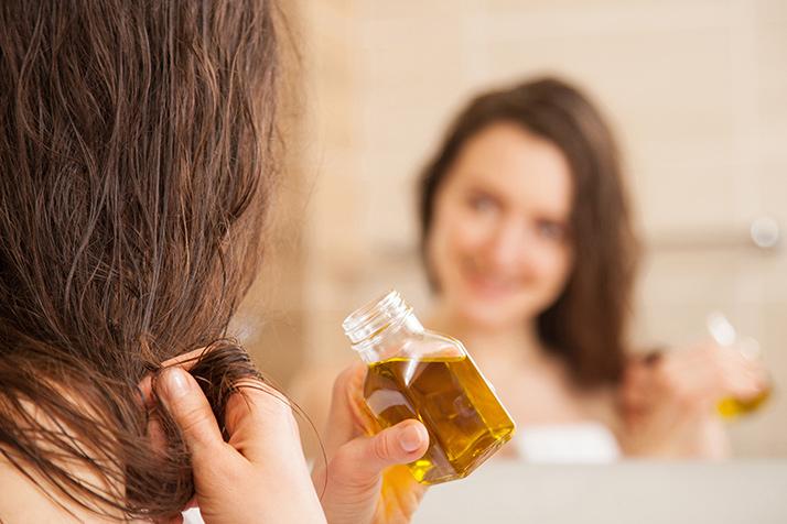 Tratamiento de noche para cabello