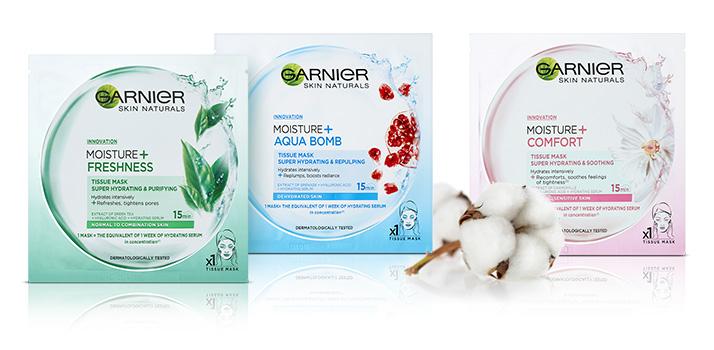 Garnier Skin Naturals Moisture+Aqua Bomb