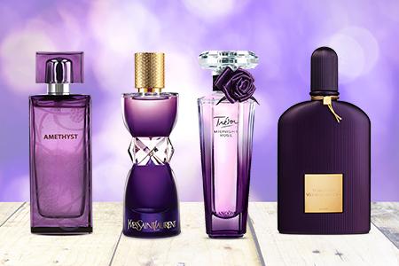 El color del año 2018: Ultra Violet ha conquistado el mundo de la moda, el maquillaje y los perfumes