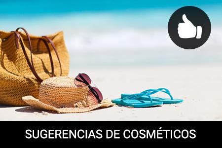 4 productos de belleza imprescindibles en tu bolsa de playa