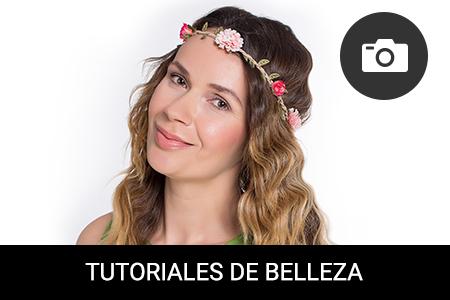 TUTORIAL: ¿Cómo crear un peinado romántico con ondas al estilo BOHO-chic?
