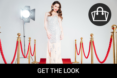 Inspiración de la alfombra roja: Maquillaje de fiesta y estilismo para 2017
