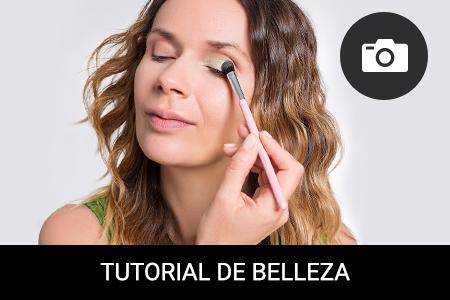 TUTORIAL: Maquillaje en tonos de primavera. ¡Atrévete con el color verde!