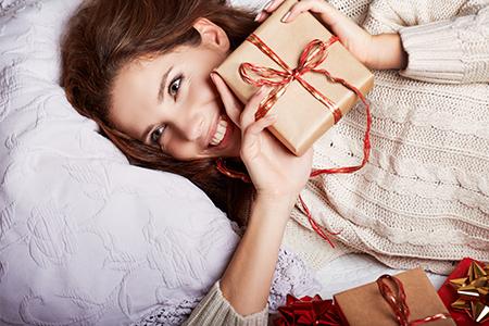 Ideas de regalos de Navidad para mujeres