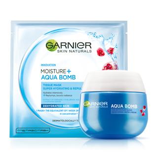 Garnier Hidratación de la piel