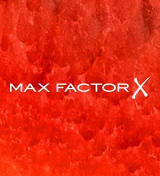 -20 % en Max Factor