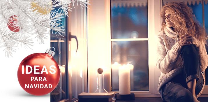 Fragancias navideñas para el hogar